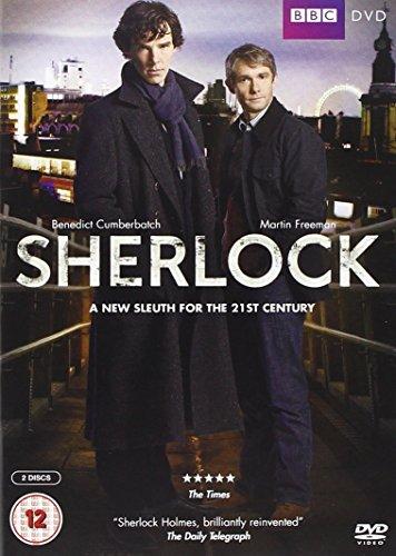 Sherlock - Series  1 (2 DVDs)
