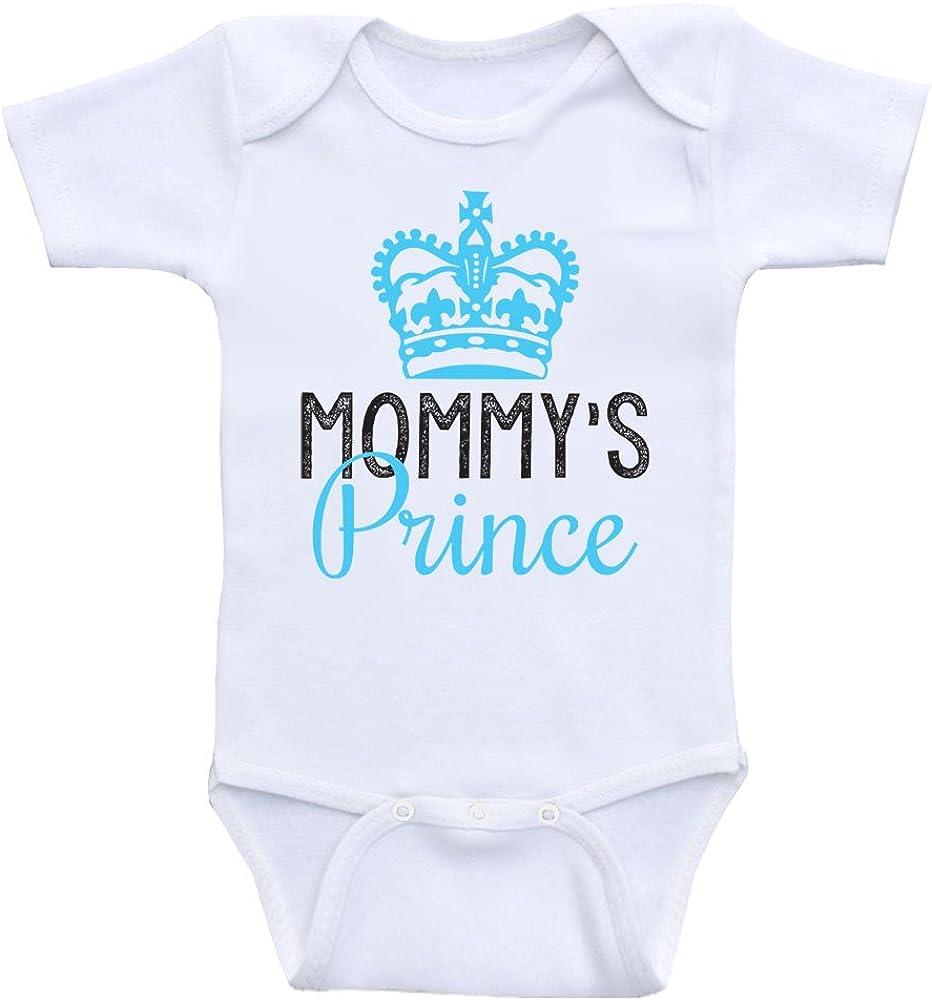 Mommy/'s New Man Onesie Newborn Boy Onesie