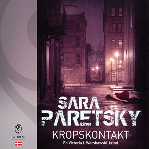 Kropskontakt (Victoria I. Warshawski) (Danish Edition) audiobook cover art