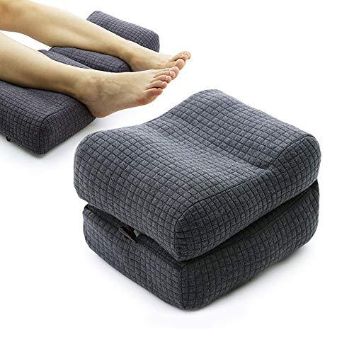 Beenkussen Ergonomisch kniesteunkussen Multifunctioneel zacht en comfortabel opvouwbaar ontwerp rust voor beide benen verminderen pijn rugheupen kniekussen ondersteuning