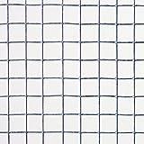 Catral 55010010 - Grillage galvanisé à Mailles carrées, 50 x 300 x 4 cm, Argenté