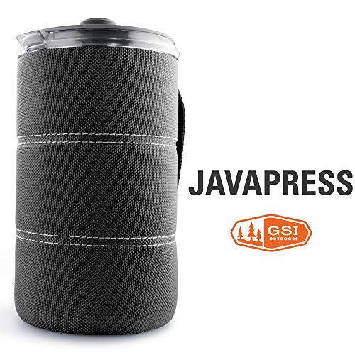 GSI Outdoors French Press Coffee Maker - Best thermos coffee press