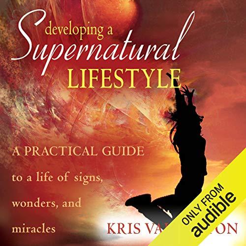 Developing a Supernatural Lifestyle Titelbild