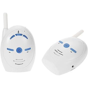 Intercomunicador digital color blanco y azul Innovaciones MS 1011