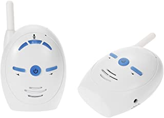 KKmoon Vigilabebés Audio Monitor de bebé Inalámbrica Niños Duermen de Monitor Compatible con Intercomunicador de 2 Vías Llanto de Alarma de Sonido