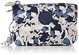 Kipling Creativity S, Accesorio Billetera de Viaje para Mujer, Arte Floral, Talla única
