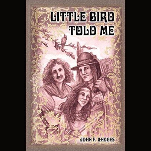 Little Bird Told Me cover art