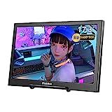 Pisichen 17,3 Zoll Tragbarer PC Monitor, Full HD 1600x900 Portable Monitor mit USB HDMI Eingang,...