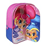 Shimmer and Shine CD-21-2223 2018 Mochila Infantil, 40 cm, Multicolor