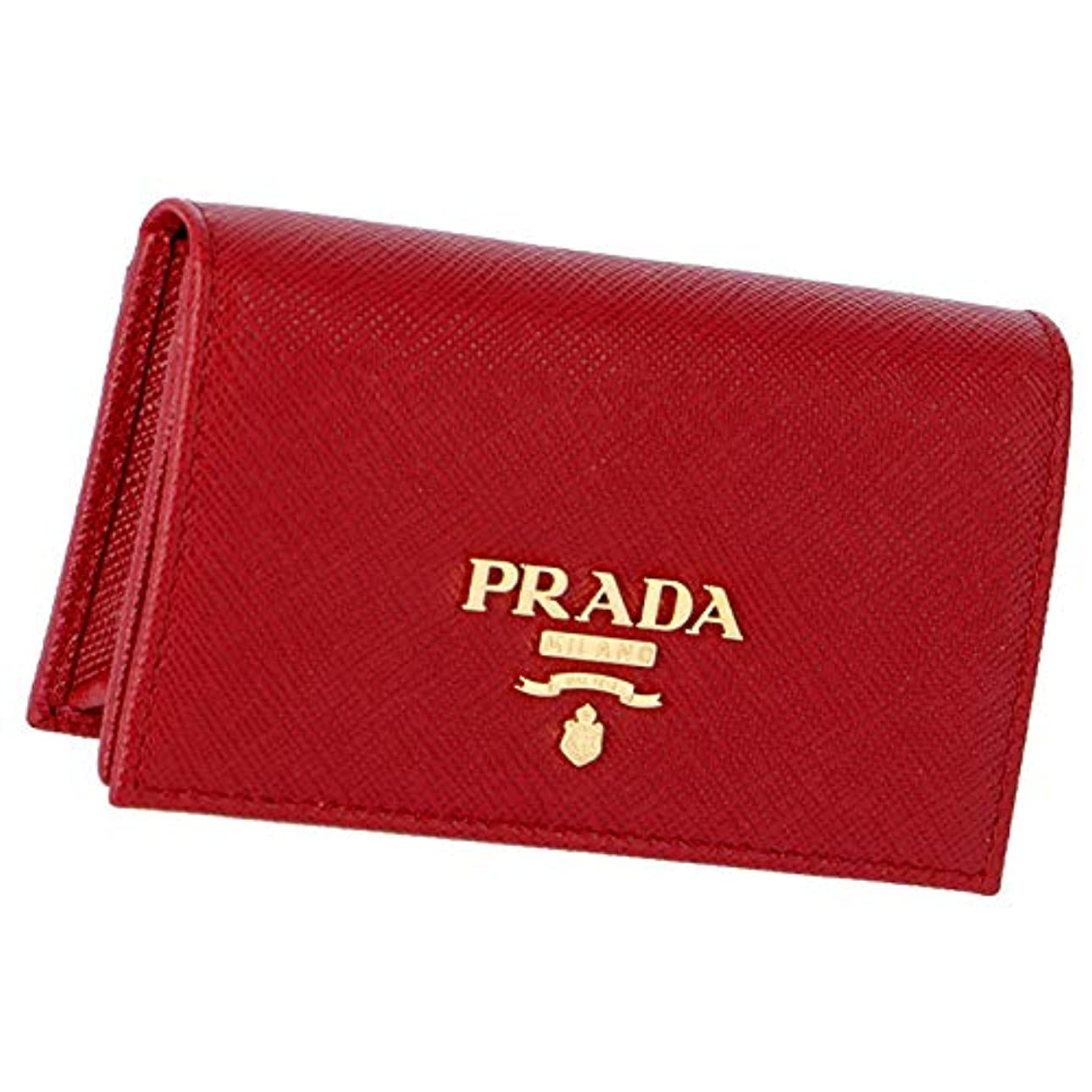 行進進行中素晴らしい良い多くのPRADA(プラダ) 名刺入れ サフィアーノ カードケース 1MC122 QWA 68Z [並行輸入品]