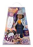 Bratz Edición Especial 20 Años Muñeca de Moda Original Sasha - Caja holográfica y póster - Coleccionable - Réplica de la versión de 2001 - Incluye 2 Vestidos, Zapatos, Bolso y más