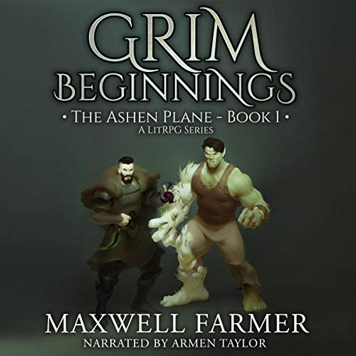 Couverture de Grim Beginnings