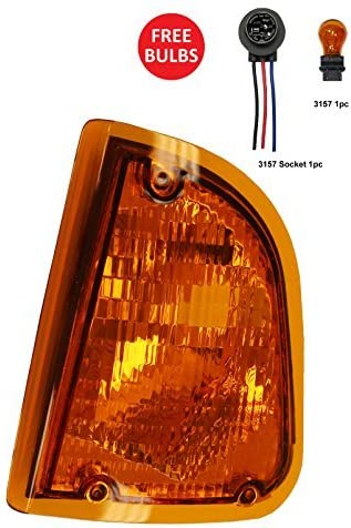 Turn Signal CORNER LAMP - New products, world's highest quality popular! Driver T KENWORTH T300 Fit: discount Side T660