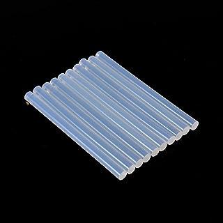10 Piezas Barras Silicona Caliente Pegamento Termofusible para Pistola de Pegamento Eléctrica 7mm x 100mm