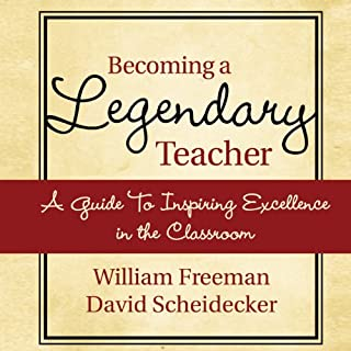 Becoming a Legendary Teacher cover art
