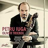 Double Bass Sonatas [Petru Iuga; Oliver Triendl] [Solo Musica: SM342]