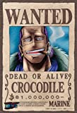 One Piece Crocodile Wanted Poster Puzzle 150 Piece