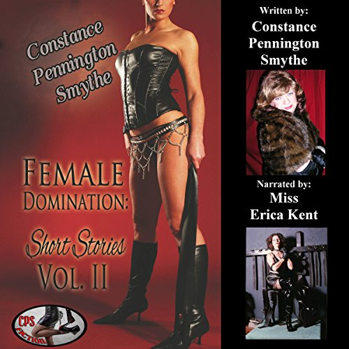 Female Domination Short Stories audiobook cover art