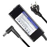 FSKE 65W 19.5V 3.34A Netzteil LA65NS2-01 450-AECL 43NY4 Laptop Ladegerät für Dell Inspiron 15 7000 5000 3000 5559 5568 5558 5758 7779 7348 XPS 13 9360 AC adapter Notebook,EUR Power Supply, 4.5*3.0mm