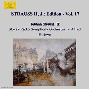 Strauss II, J.: Edition - Vol. 17