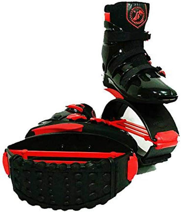 Scarpe elastiche jump lightly space bouncer jump scarpe da trampolo scarpe da rimbalzo gengyouyuan B07VCZTKZH
