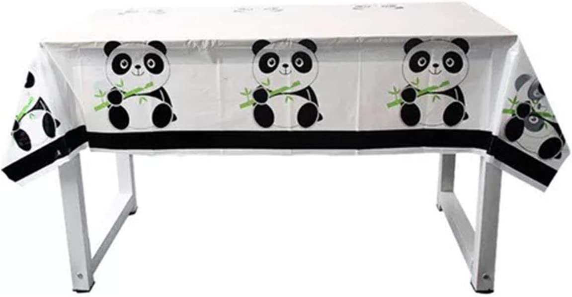 2 Pack Panda Baby Table Decorations Cloth San Diego Cheap sale Mall Birthday -