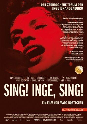 Sing! Inge, sing! Der zerbrochene Traum der Inge Brandenburg [DVD]
