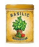 Esprit Provence Albahaca de la Provenza ideal para ensaladas, pastas, tomates, pescados y sopas - 1 x 15 gramos