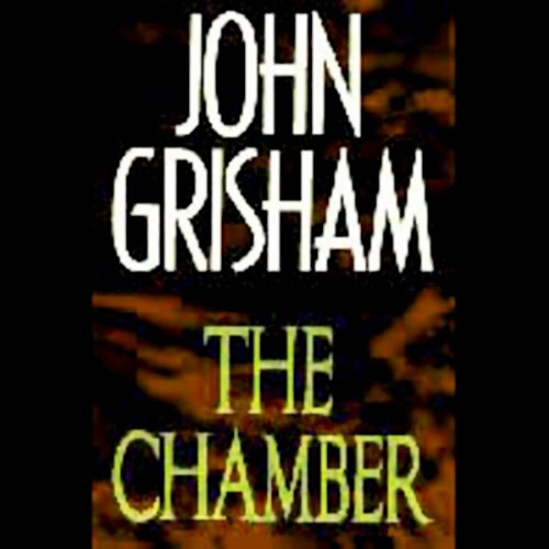 The Chamber audiobook cover art