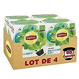 Lipton Thé Vert Marrakech Mint, Capsules Compatibles Nescafé Dolce Gusto, Label...