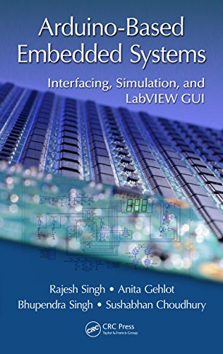 Arduino-Based Embedded Systems: Interfacing, Simulation, and LabVIEW GUI (English Edition)