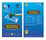 Unow Impossible Front & Back Fiber Tempered Screen Protector for Huawei Honor 8 Lite