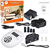 Pet Control HQ Indoor Wireless Electric Fence Pet Barrier for Dogs, Cats Ultrasonic