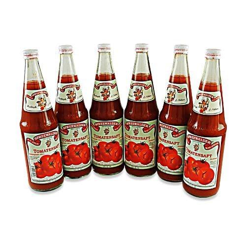 Tomatensaft 6er Pack (6 Flaschen à 0.7 l)