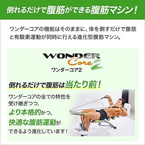 ショップジャパン『ワンダーコア2』