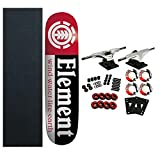 ELEMENT Skateboards SECTION Complete SKATEBOARD Black by ELEMENT