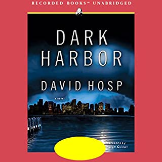 Dark Harbor audiobook cover art