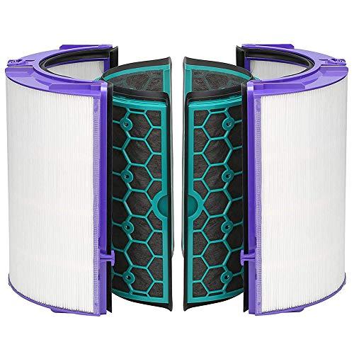 Redcolourful filteraccessoires voor ventilator luchtreiniger actieve kool voor Dyson P04 DP04 HP04