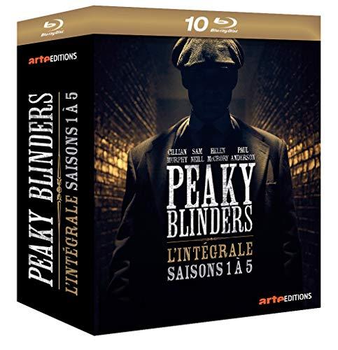 PEAKY BLINDERS SAISON 1 à 5 - 10 BR [Blu-ray]