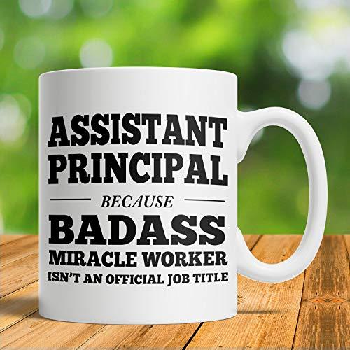 Lplpol Assistant Principal Coffee Mug Gift