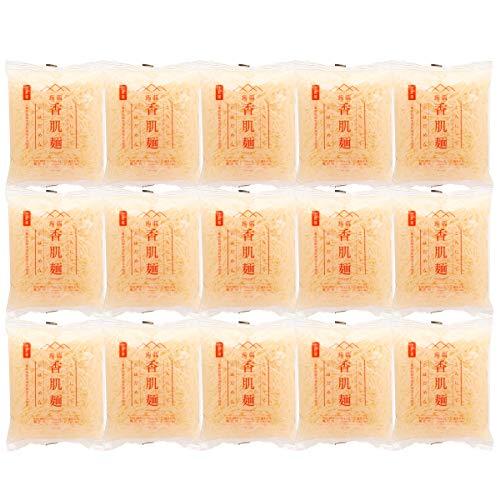 上野屋 こんにゃく香肌麺 160g×15 こんにゃく麺 こんにゃく 麺類 ヘルシー 細麺 国産 三重