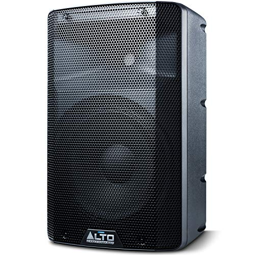 Alto Professional TX210 – 300-Watt-10-Zoll-2-Wege-Aktivlautsprecher mit aktiver Frequenzweiche, leistungsgesteuerter Konnektivität und integriertem Analogbegrenzer