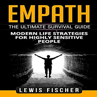 Empath: The Ultimate Survival Guide audiobook cover art