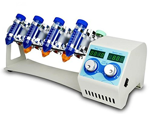 For Sale! Hanchen Vertical Rotating Mixer Tube Rolling Mixer 0-80rpm Circling Motion (Lab)