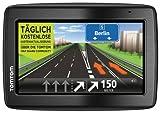 "TomTom Via 130 Europe Traffic - Navegador GPS (Interno, Toda Europa, 10,92 cm (4.3""), 480 x 272 Pixeles, LCD, Flash) Negro"