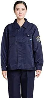 Protective Workwear Safety Apparel Color : Black, Size : S Tear ...