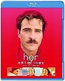 her/世界でひとつの彼女 [Blu-ray] image