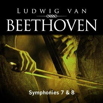 Ludwig van Beethoven: Symphonies 7 & 8
