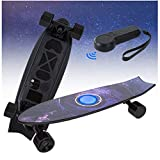 Electric Skateboard with Remote Control,3 Speed Modes...