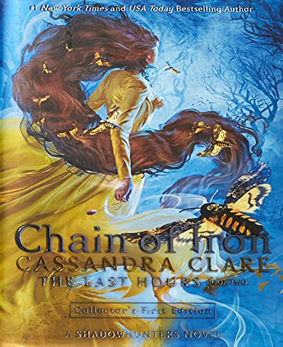 Chain of Iron (Volume 2) (The Last Hours, Band 2)